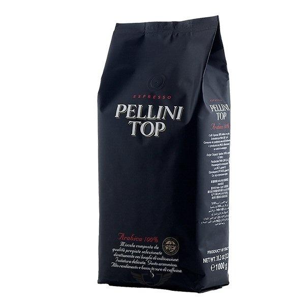 Pellini TOP 100% Arabica 250g zrnková káva - Pellini