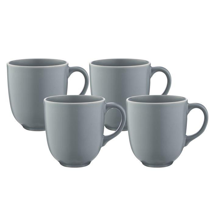 Hrnek na čaj 0,35l šedý- Mason Cash