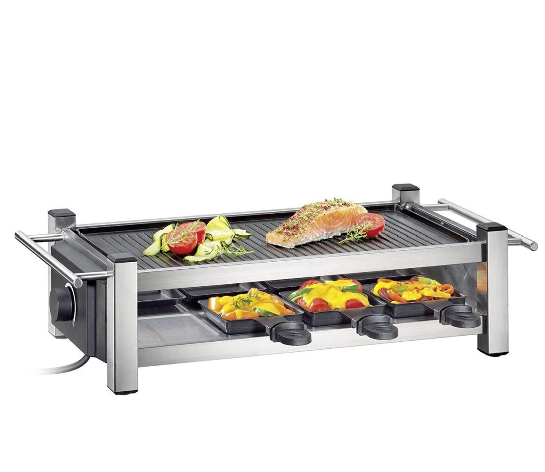 Elektrický Raclette gril TASTE4 - Küchenprofi