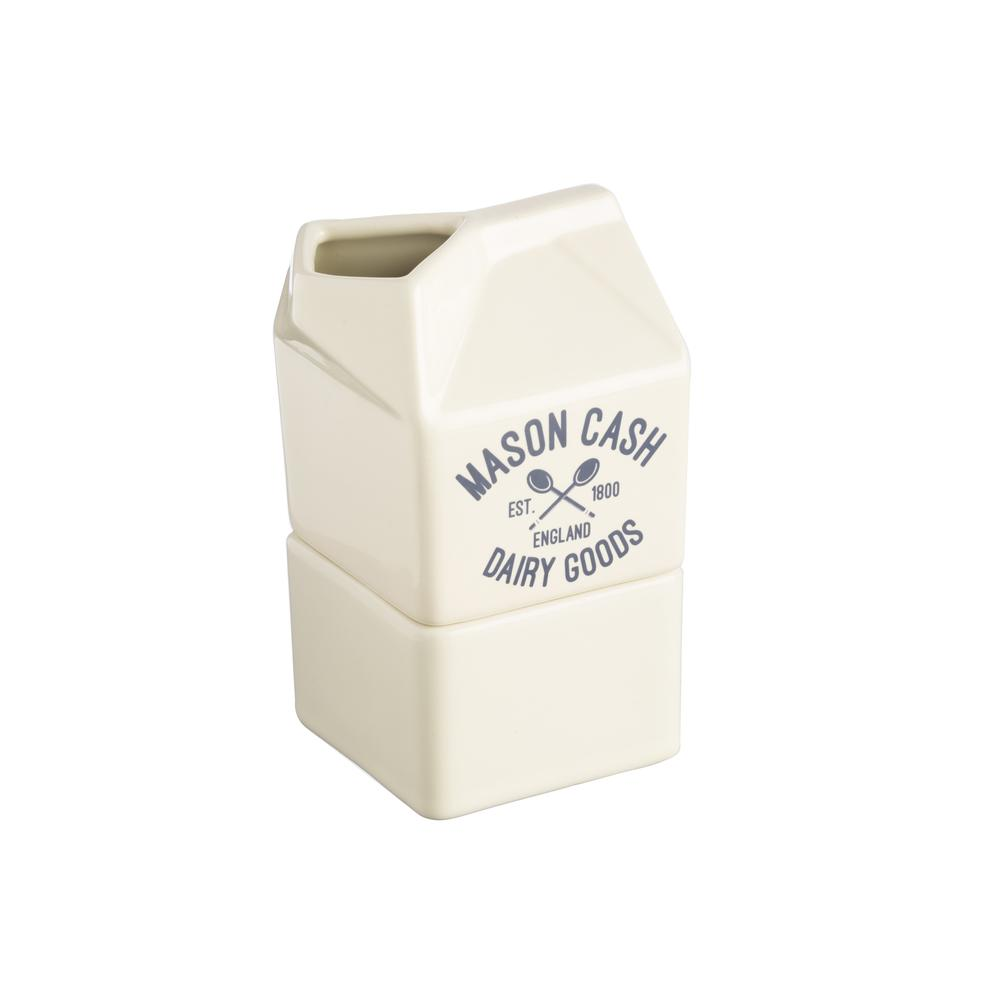 Džbánek na mléko In The Forest 0,17 l, bílá - Mason Cash