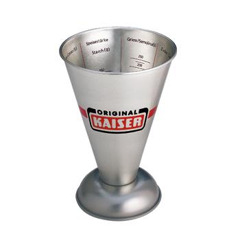PATISSERIE Odměrka kov 0,5 l - KAISER