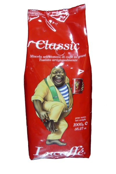 Lucaffe Espresso classic 1 kg zrnková káva - Lucaffe