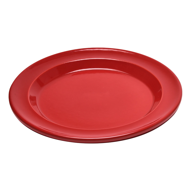 Talíř jídelní 28 cm Burgundy granátový červený - Emile Henry