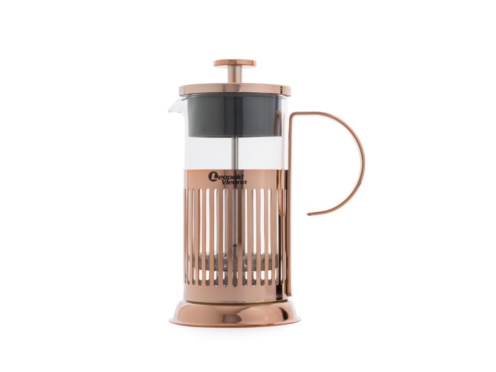 Presovač French Press Copper 0,35L měděný - Leopold Vienna