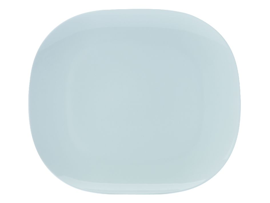 Dezertní talíř White Basics Bisou 22 x 19 cm - Maxwell&Williams