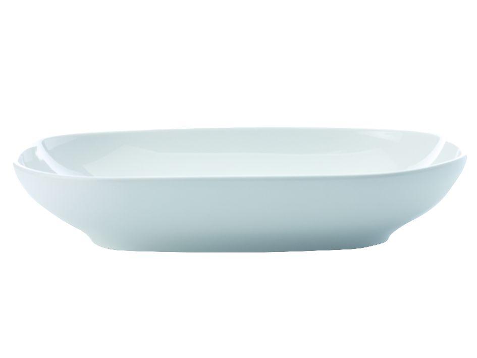 Miska na polévku White Basics Bisou 22 x 19 cm - Maxwell&Williams