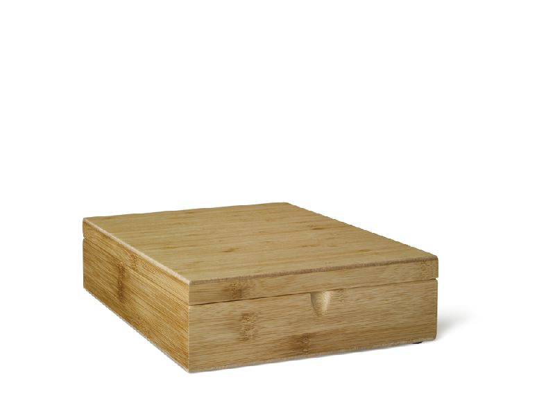 Krabička na porcovaný čaj 9 přihrádek Bamboo - Bredemeijer