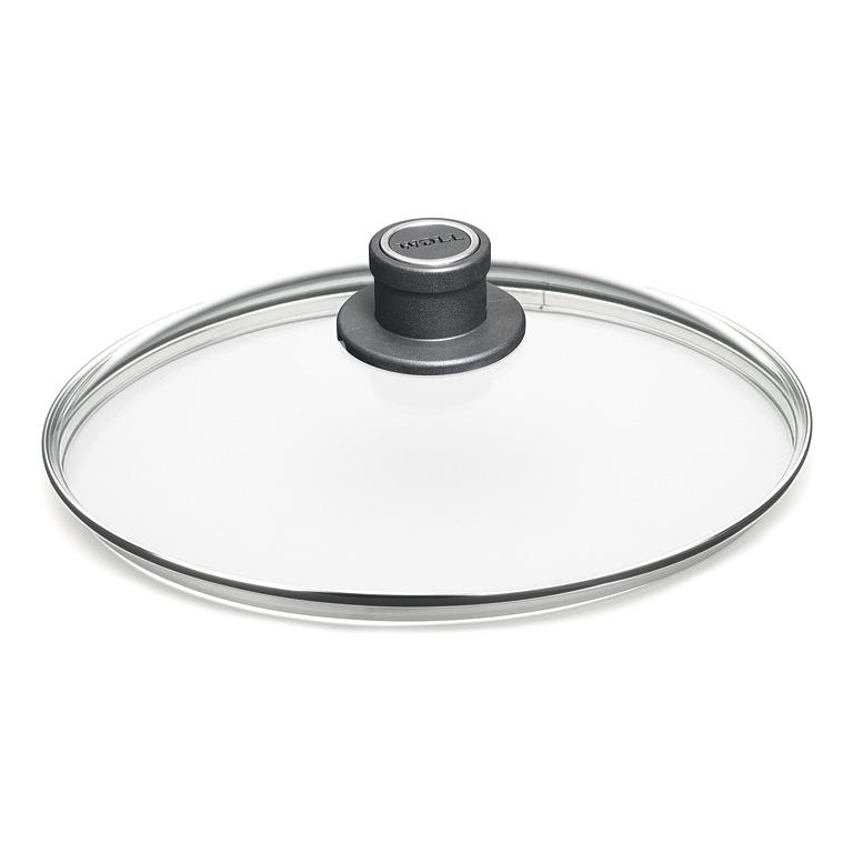 WOLL poklice z tvrzeného skla 20 cm - WOLL