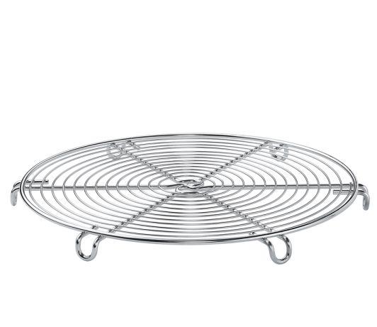 Kuchyňká nerezová podložka ? 36 cm - Küchenprofi