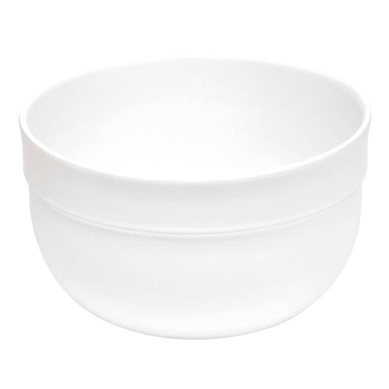 Mísa salátová 21,5 cm Flour bílá nugátová - Emile Henry