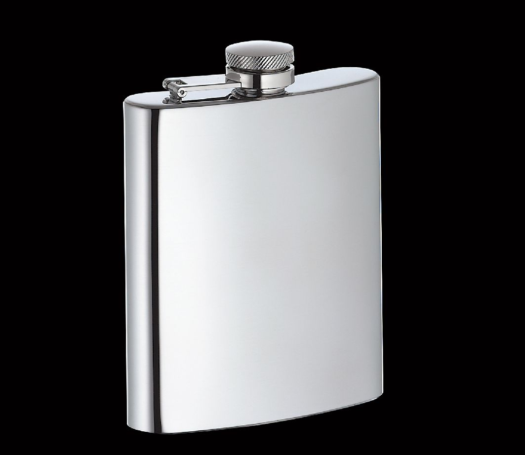 Likérka nerezová lesklá 200 ml - Cilio