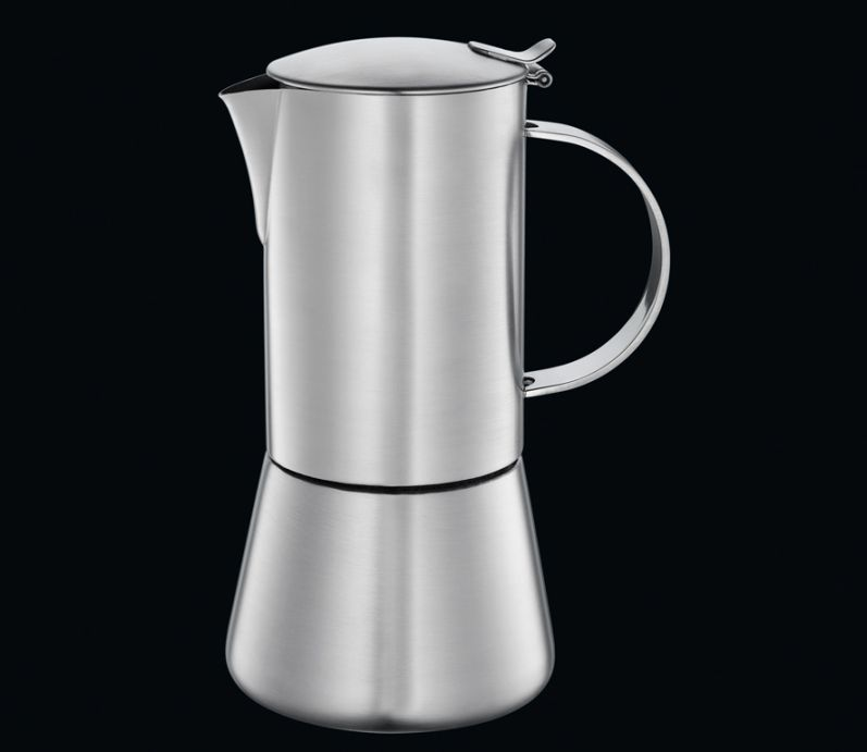 Kávovar na 6 šálků Aida matný - Cilio