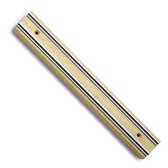 Magnetická lišta na nože 30 cm dřevěná - Wüsthof Dreizack Solingen