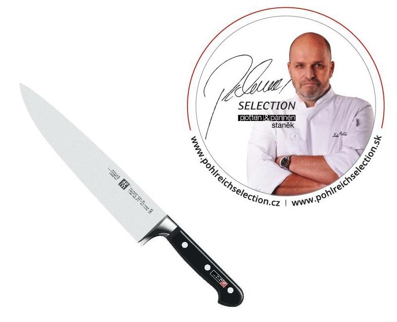 Kuchařský nůž Professional S 23 cm - Pohlreich Selection-ZWILLING J.A. HENCKELS