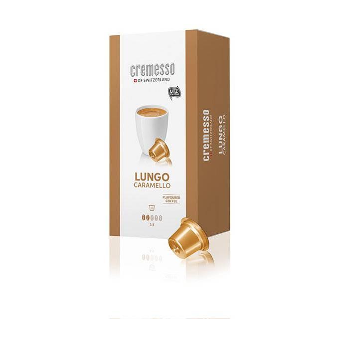 Kávová kapsle Cremesso Caffé Caramello 16 ks - Cremesso