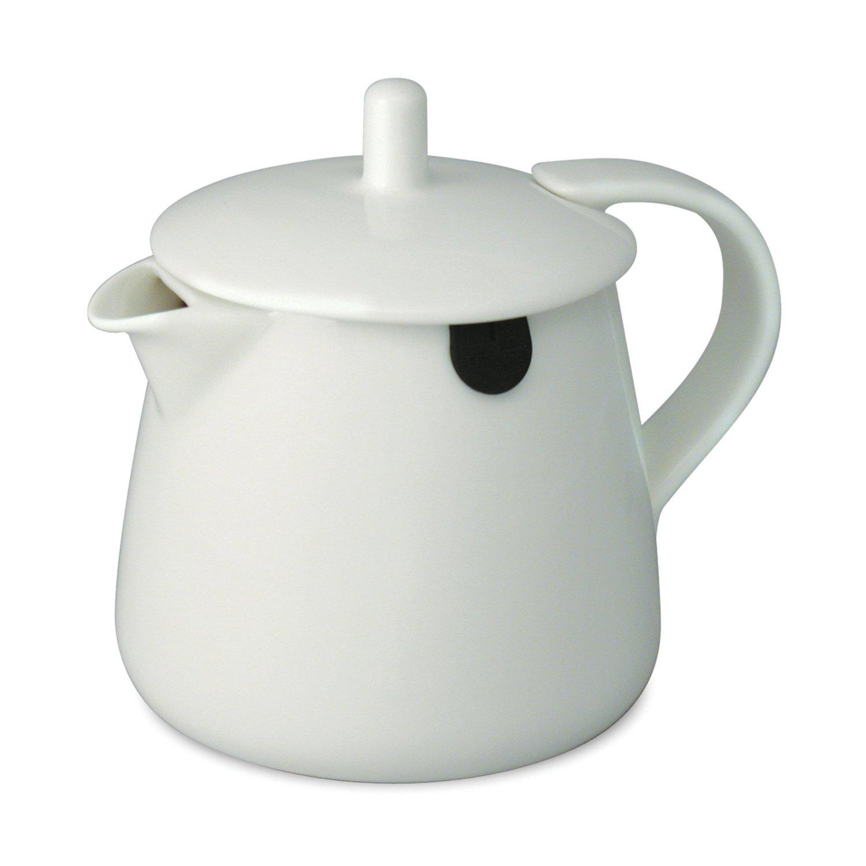 Keramicka konvicka na caj Teabag 0,35 l bila - ForLife
