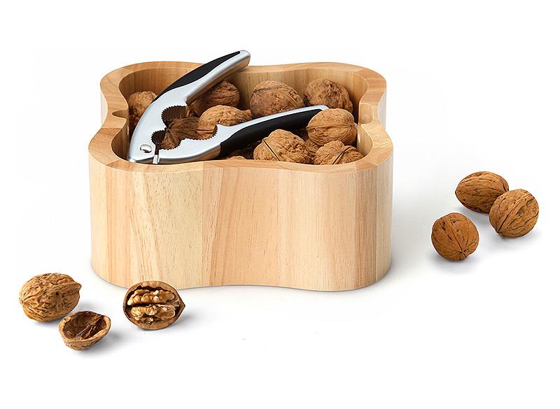 Miska na ořechy s louskáčkem - Continenta