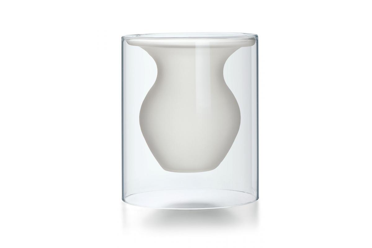 ESMERALDA skleněná váza 15,5 cm - PHILIPPI
