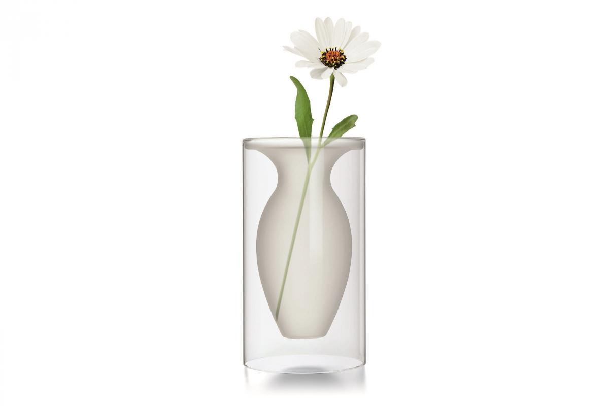 ESMERALDA skleněná váza 23,5 cm - PHILIPPI