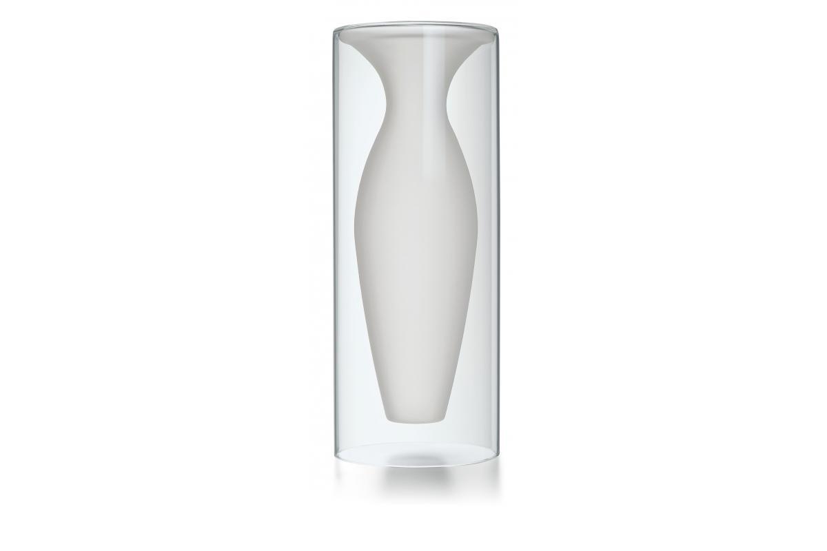 ESMERALDA skleněná váza 32 cm - PHILIPPI