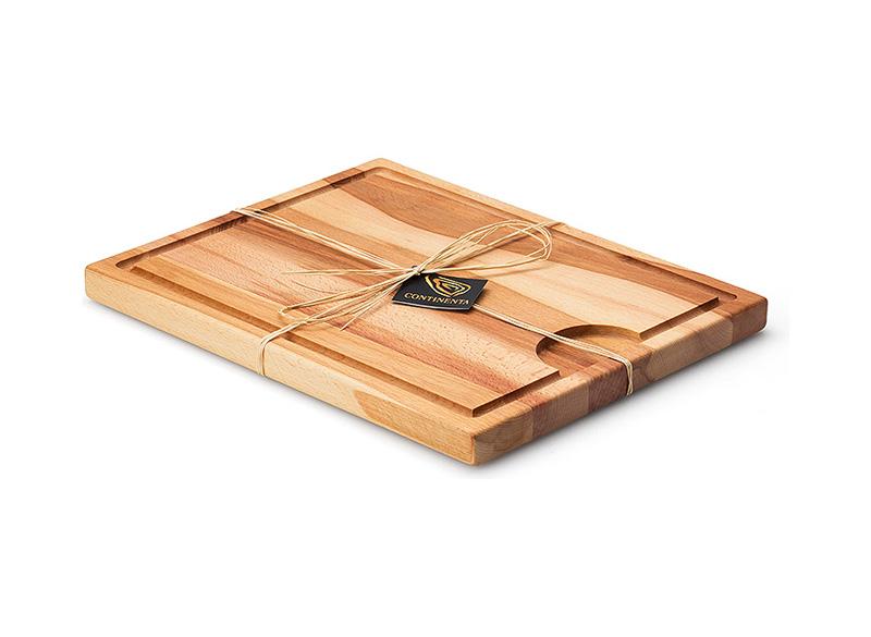 Tranžírovací deska Bukové dřevo 37 x 29 cm - Continenta