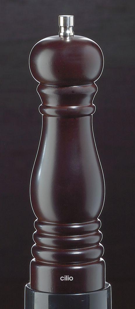 Mlýnek na pepř ROMA marone hnědý 18 cm - Cilio