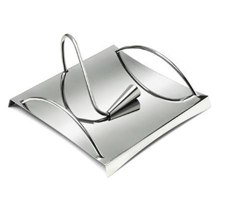 Steel Držák na ubrousky nerez - Carlo Giannini