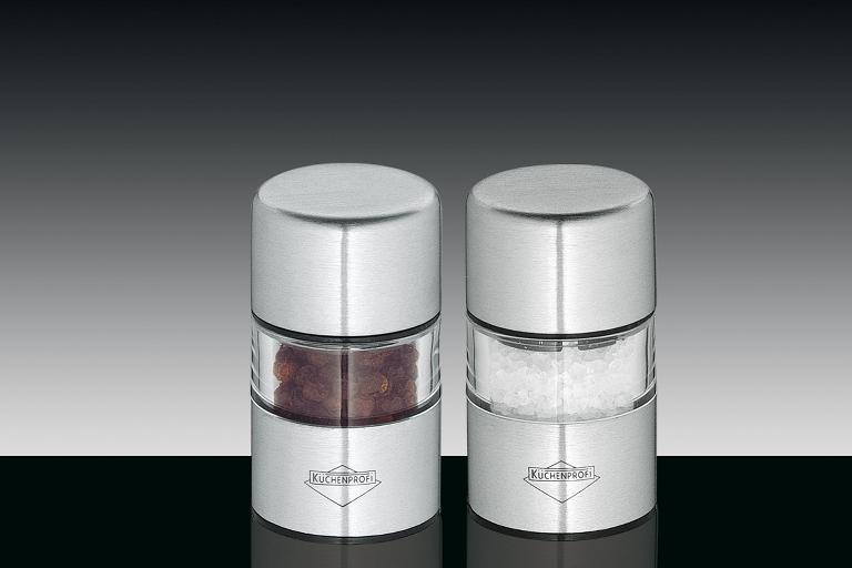 Sada mlýnků na pepř a sůl SYDNEY 5,5 cm - Küchenprofi