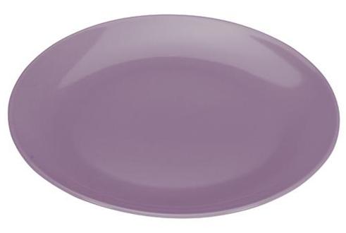 COLOURS Mělký talíř 6ks fialový - Carlo Giannini