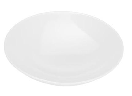 COLOURS Polévkový talíř 6ks bílý - Carlo Giannini