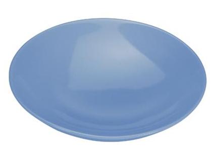 COLOURS Polévkový talíř 6ks modrý - Carlo Giannini