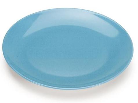 COLOURS Servírovací talíř tyrkysový - Carlo Giannini