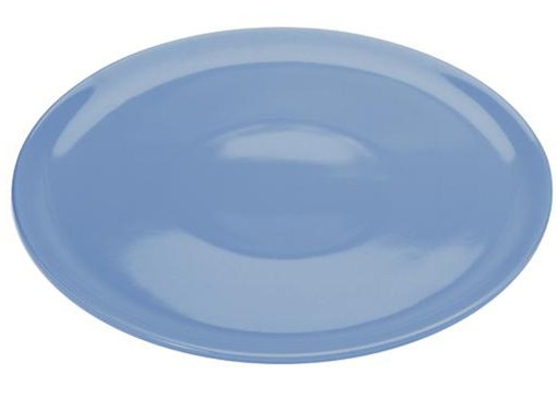 COLOURS Talíř na Pizzu 32 cm modrý - Carlo Giannini
