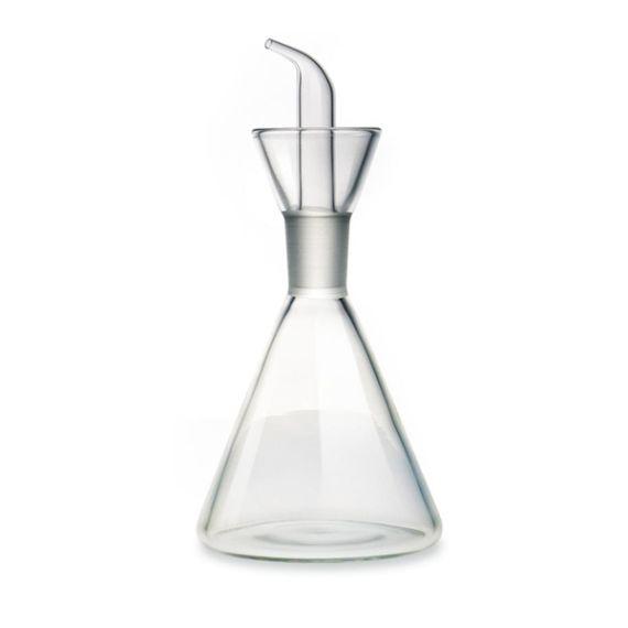 CONICA karafa na olej/ocet, kónická 250 ml - Carlo Giannini