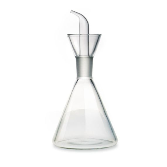 CONICA karafa na olej/ocet, kónická 500 ml - Carlo Giannini