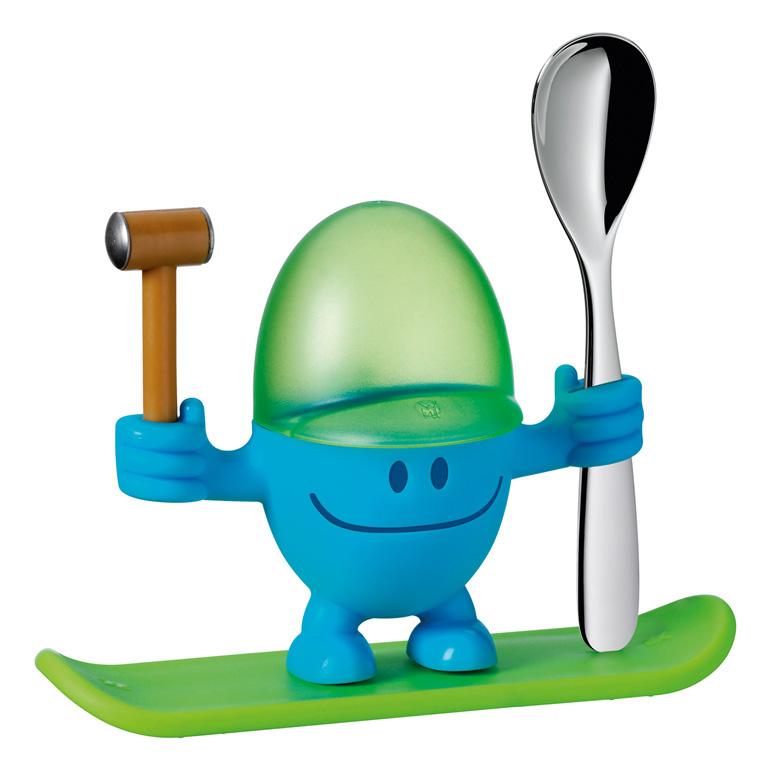 Stojánek na vajíčka McEgg modrý - WMF