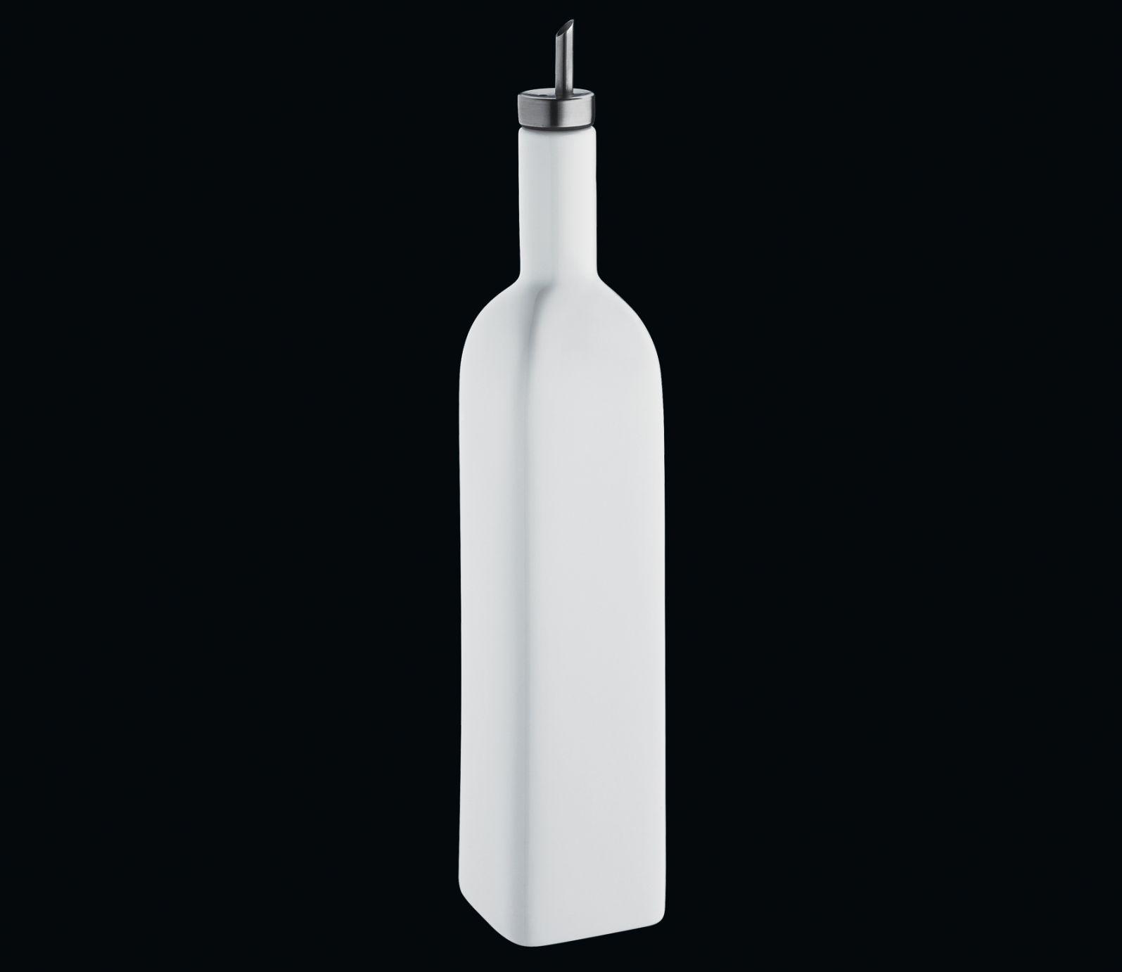 Fotografie Porcelánová láhev na olej a ocet MEZZO 0,5 l - Cilio