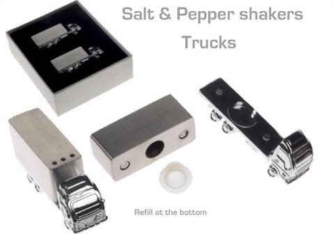 Slánka a pepřenka nákladní auto - MTM
