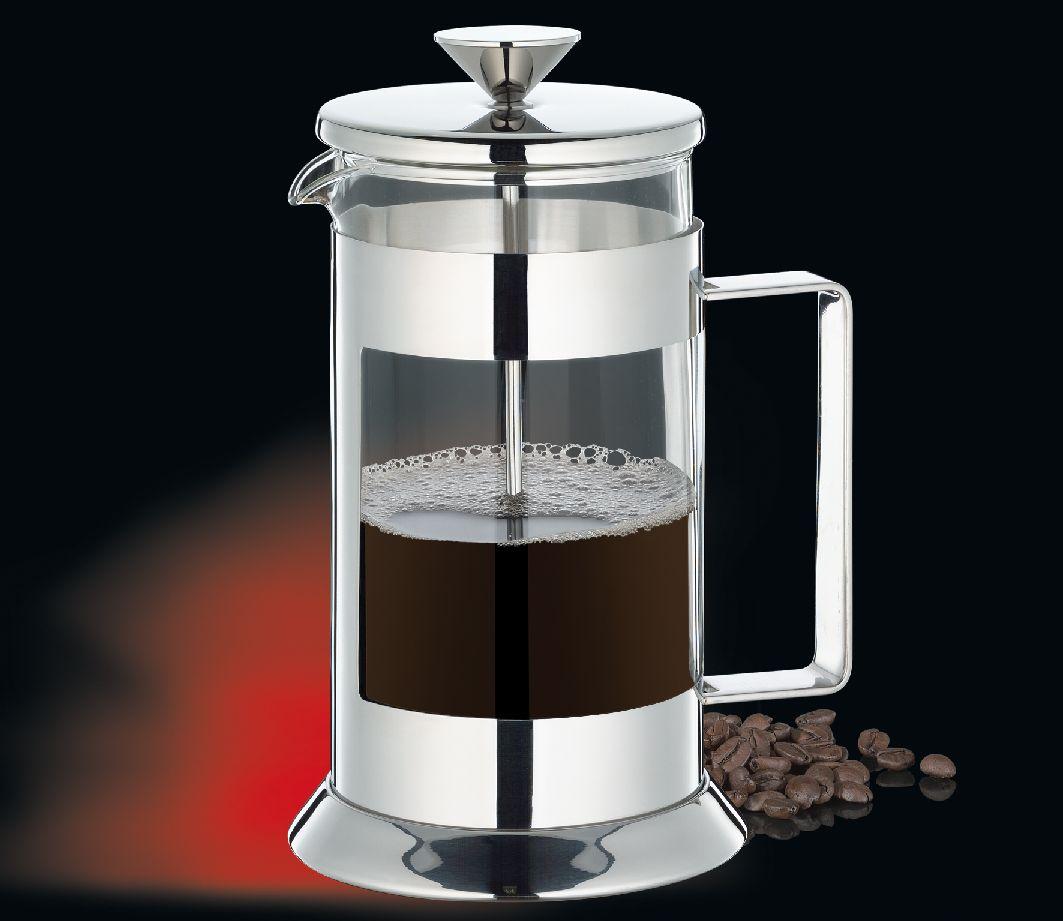 Kávovar stlačovací Laura na 8 šálků - Cilio
