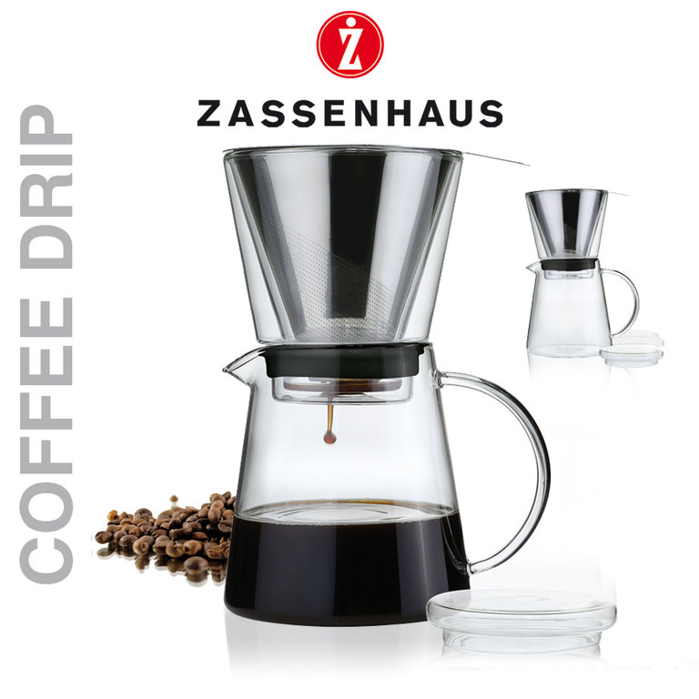 Kávovar COFFEE DRIP 750ml - Zassenhaus