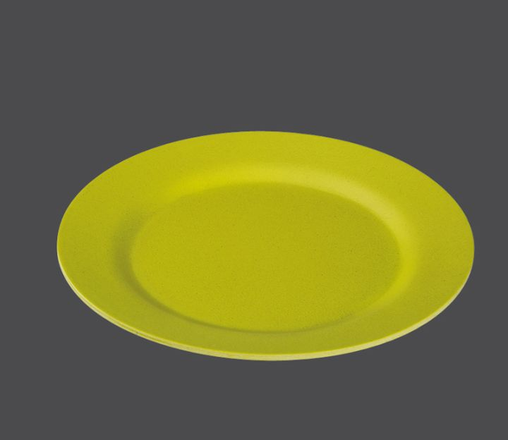 Mělký talíř ECOLINE Ø 25 cm, zelený - Zassenhaus