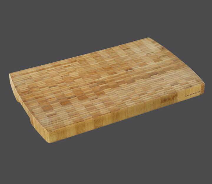 Krájecí prkno 40 x 25 x 3 cm, bambus - Zassenhaus