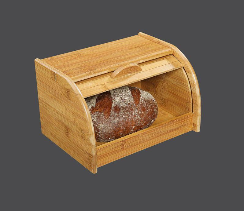 Bambusový chlebník 27x17x20cm - Zassenhaus