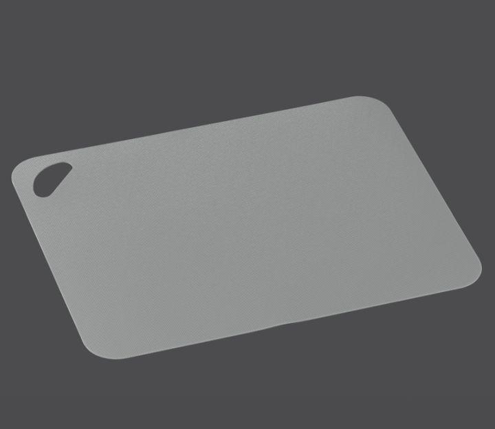 Flexibilní krájecí podložka 38 x 29 x 0,2 cm, šedá- Zassenhaus
