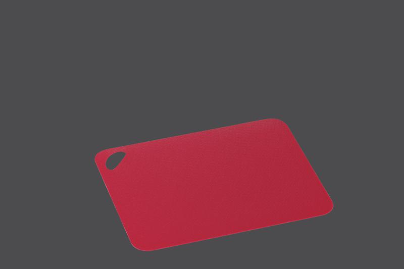 Flexibilní krájecí podložka 38 x 29 x 0,2 cm, červená - Zassenhaus