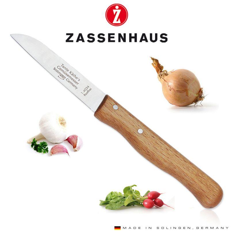 Kuchyňský nůž na zeleninu 7,5 cm - Zassenhaus
