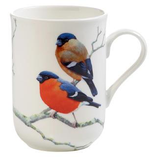 Porcelánový Hrnek Cashmere ptáci 300 ml - Maxwell&Williams