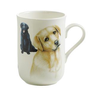 Porcelánový Hrnek Cashmere PETS pes Labrador 300 ml - Maxwell&Williams