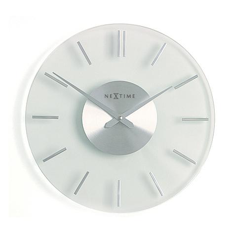 Nástěnné hodiny STRIPE 31 cm - NEXTIME