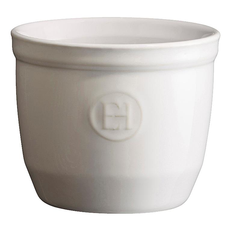 Ramekin Flour bílá nugátová 8 cm - Emile Henry